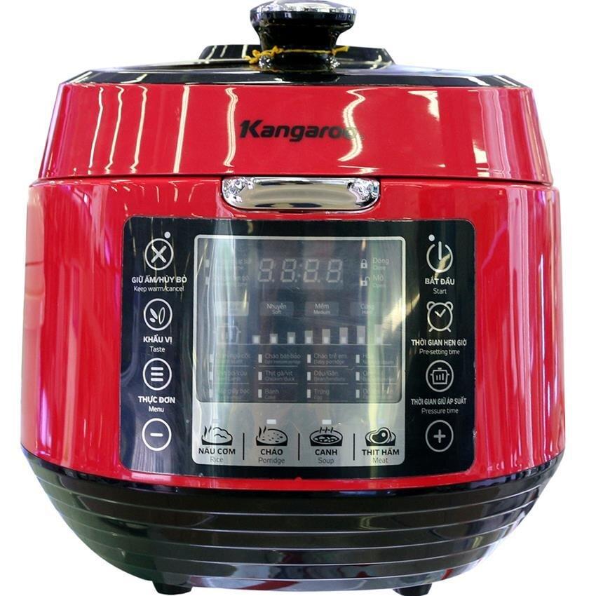 Nồi áp suất điện tử Kangaroo KG5P3 5 Lít