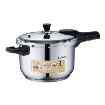 Nồi áp suất Supor YS223B - 5,2L, Dùng được cho bếp từ