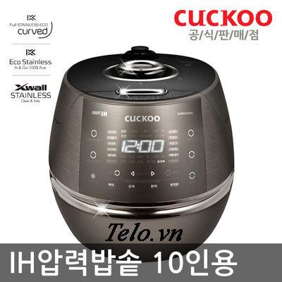 Nồi cơm điện áp suất cao tần Cuckoo CRP-CHRN1010FD