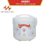 Nồi cơm điện Hiệp Hưng HH501, 1.2 lít