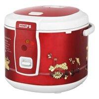 Nồi cơm điện Honey's HO505M10 (H0505-M10) - Nồi cơ, 1.0 lít, 500W