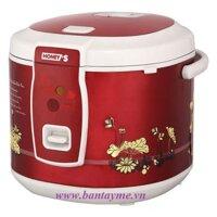Nồi cơm điện Honey's HO705M18  (HO705-M18) - Nồi cơ, 1.8 lít, 700W