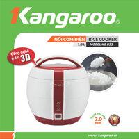 Nồi cơm điện Kangaroo KG833 - 1.8 lít