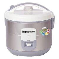 Nồi cơm điện nắp gài Happy Cook HCJ-220T3D