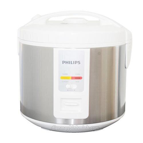 Nồi cơm điện Philips HD3027 (HD-3027) - Nồi cơ, 1.8 lít, 650W