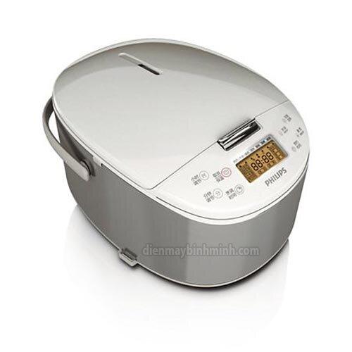 Nồi cơm điện Philips HD3077 (HD-3077) - Nồi điện tử, 1.8 lít, 980W