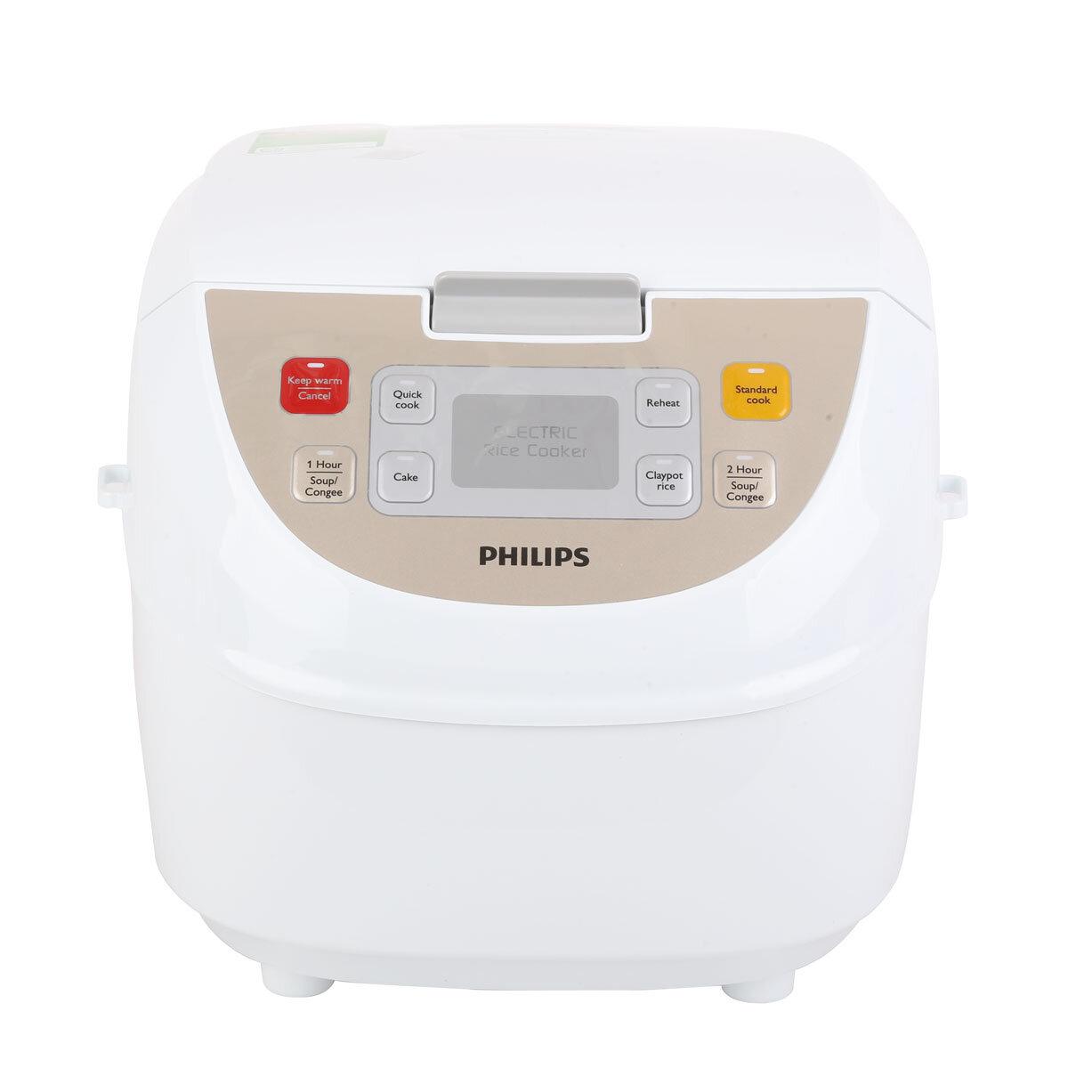 Nồi cơm điện Philips HD3130 - 1.8 lít