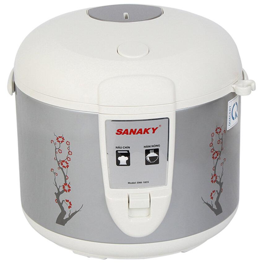 Nồi cơm điện Sanaky SNK185S