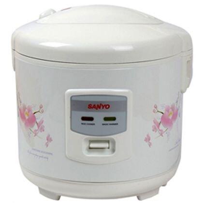 Nồi cơm điện Sanyo ECJ-SP18AWF (ECJ-SP18A) - Nồi cơ, 1.8 lít, 650W