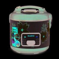 Nồi cơm điện SATO 18B052 1.8L