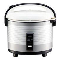 Nồi cơm điện Sharp KS-1800 (V/ T/ Q) - 1.8 lít, 1000W