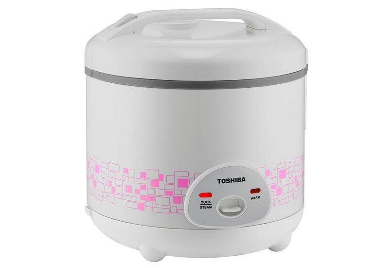 Nồi cơm điện Toshiba RC-T10 (RC-T10FSVN/SP) 1 Lít