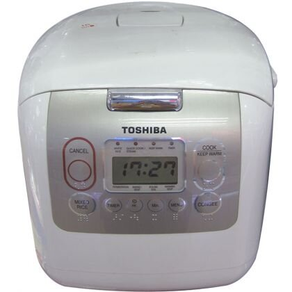 Nồi cơm điện Toshiba RC18MM - 1.8L, 680W