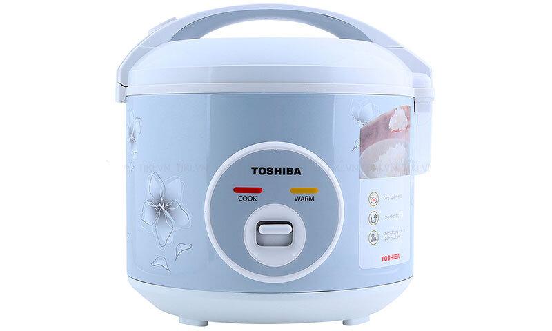 Nồi cơm điện Toshiba RC-18JFM(H)VN - 1.8 lít
