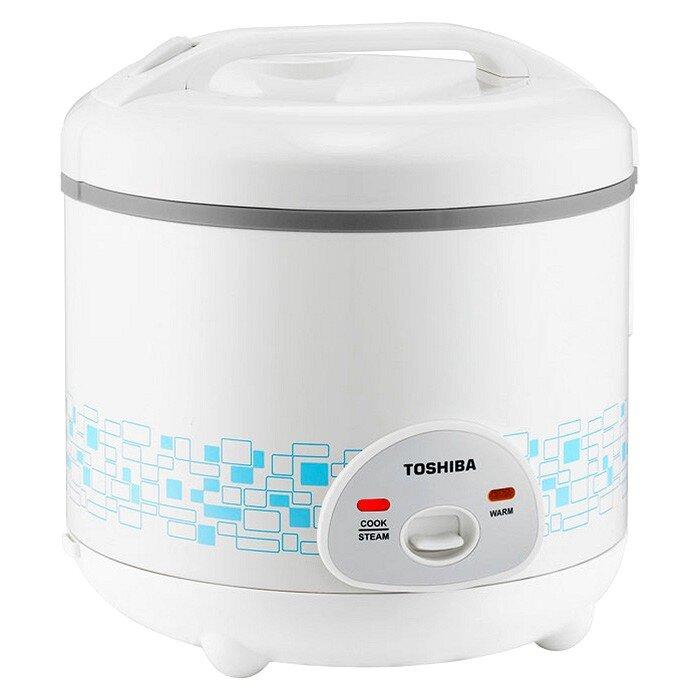 Nồi cơm điện Toshiba RC-T18FSVN(SP) - 1.8L,  màu trắng, 600W