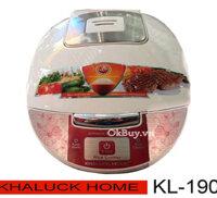 Nồi cơm điện tử Khaluck.Home KL-190 1.8L