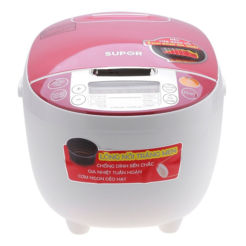 Nồi cơm điện tử Supor CFXB50FC29VN-75 - 1.8L