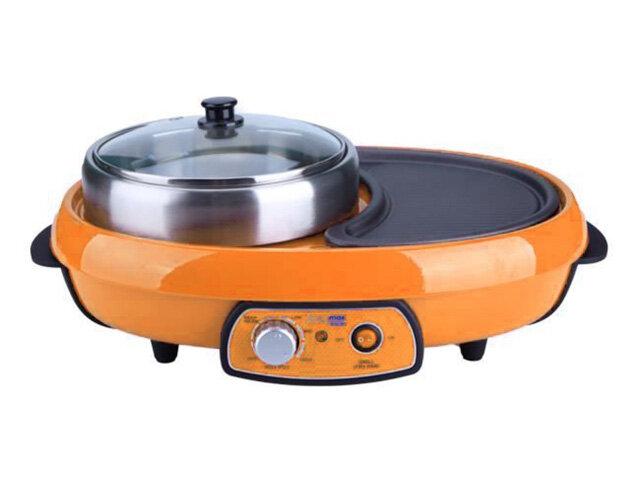 Nồi lẩu nướng đa năng Homemax HMNL-JQH-100/40