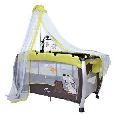 Nôi ngủ du lịch bằng vải cho trẻ em Zaracos Jelly 5046