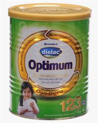 Sữa bột Dielac Optimum Step 3 - hộp 400g (dành cho trẻ từ 1 - 3 tuổi)