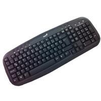 Bàn phím Genius KB210 - có dây