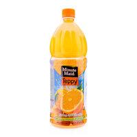 Nước cam có tép Teppy Minute Maid chai 1L