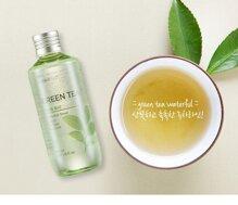 Nước cân bằng da trà xanh TheFaceShop Green Tea Waterfull Toner 150ml