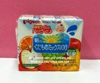 Nước ép hoa quả Pigeon - 125 ml x 3