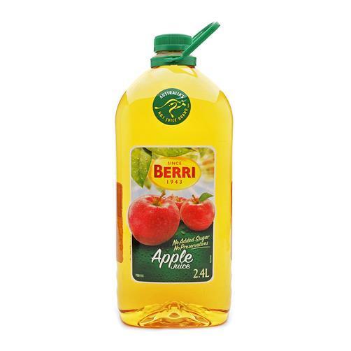 Nước ép táo Berri chai 2.4L