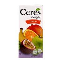 Nước ép trái cây hỗn hợp nhiệt đới Ceres hộp 1lít