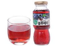 Nước ép Woongjin việt quất 180ml