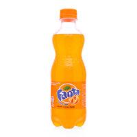 Nước giải khát hương cam Fanta chai 390ml