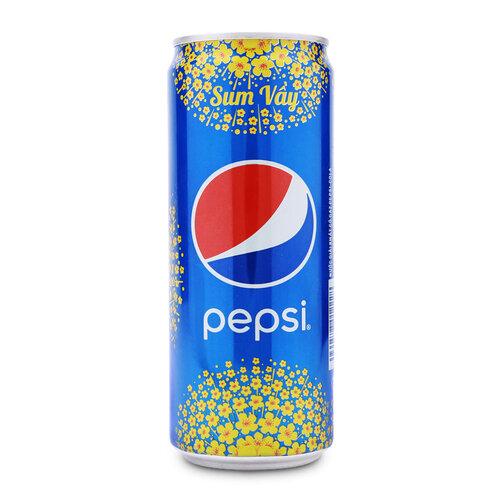 Nước giải khát Pepsi lon cao 330ml