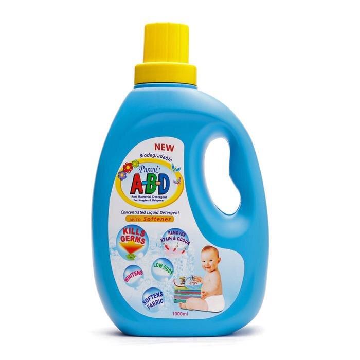 Nước giặt chống khuẩn Pureen A-B-D 1L