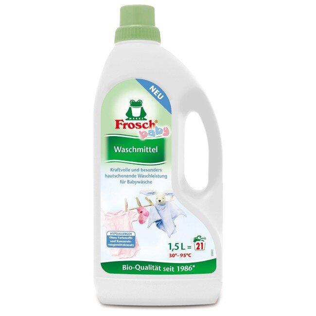 Nước giặt quần áo trẻ em Frosch 1500ml