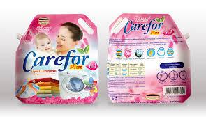 Nước giặt Thái Lan Carefor 2L
