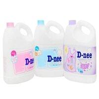 Nước giặt xả Dnee 3 lít