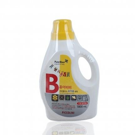 Nước giặt xả Pure Bbee - Korea 1800ml