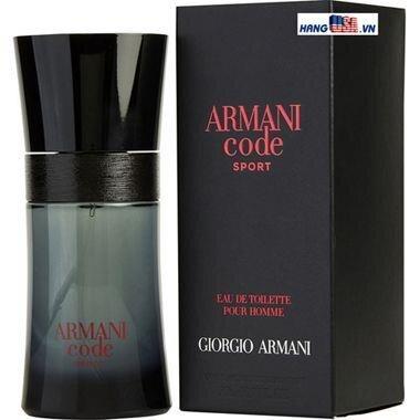 Nước hoa Armani Code Sport for Men 50ml