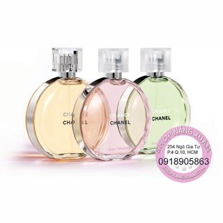 Nước hoa Chanel Chance Eau Tendre 100ml ( Singapore )