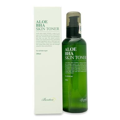 Nước hoa hồng Benton Aloe BHA Skin Toner 200ml
