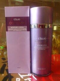 Nước Hoa Hồng Collagen Cellio