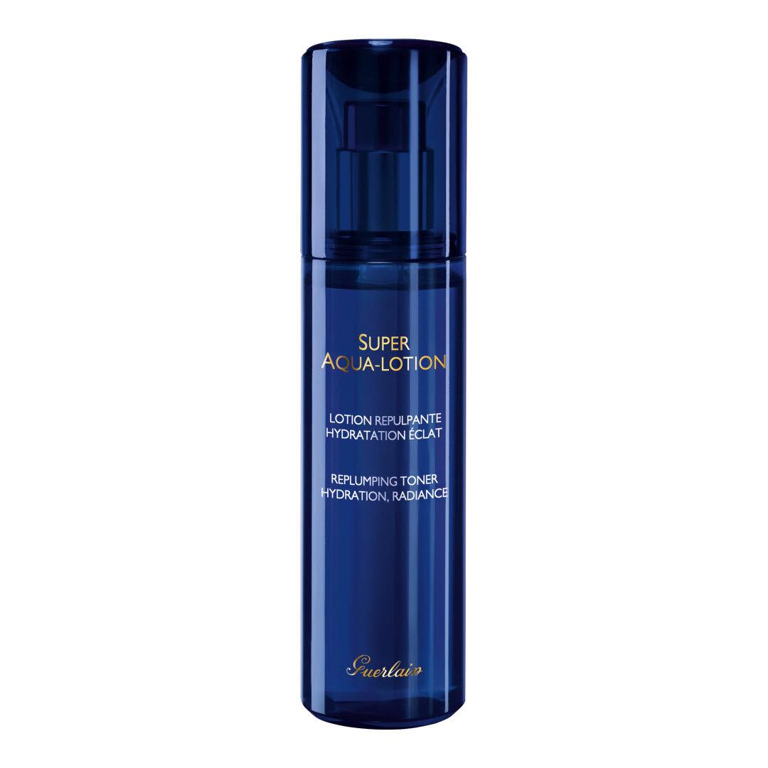 Nước hoa hồng Guerlain Super Aqua Lotion dưỡng ẩm 125ml