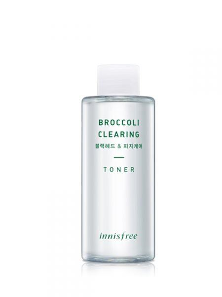 Nước hoa hồng Innisfree Broccoli Clearing Toner