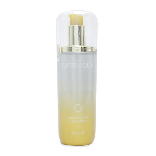 Nước hoa hồng Missha Super Aqua Cell Renew Snail Skin Treatment 130ml