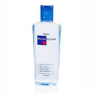 Nước hoa hồng ngăn ngừa - trị mụn Acne Clear Toner - *002