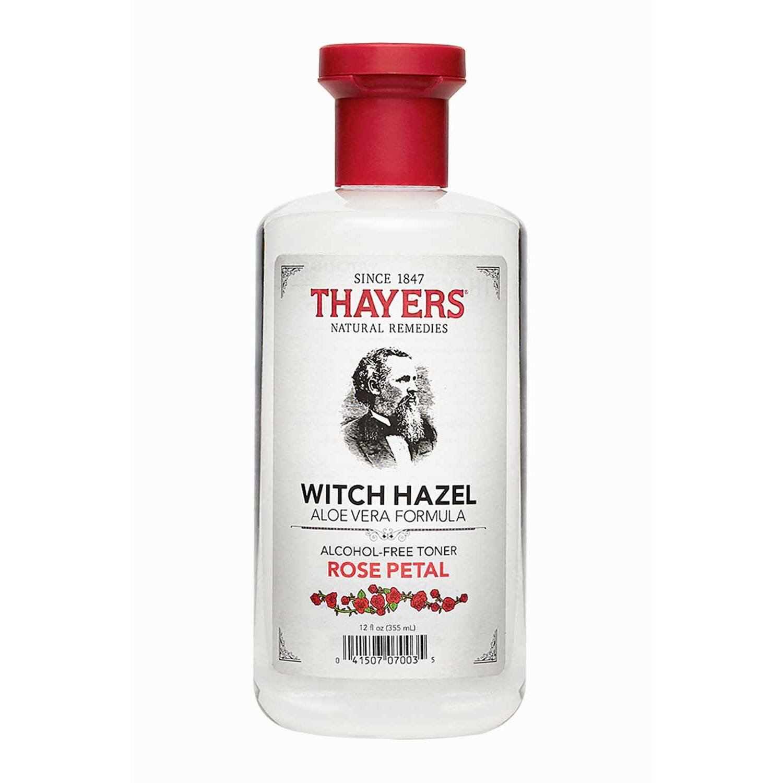 Nước hoa hồng Thayers Alcohol Free Witch Hazel Toner - 355ml
