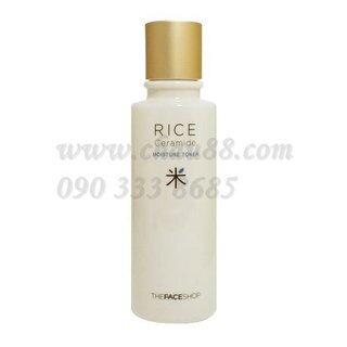 Nước hoa hồng The Rice Ceramide Moisture Toner