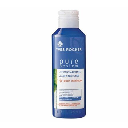 Nước Hoa Hồng Trị Mụn Và Làm Sạch Da Yves Rocher Pure System 150ml