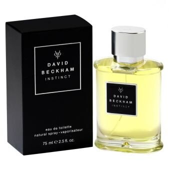 Nước hoa nam David Beckham Instinct Eau de Toilette 75ml